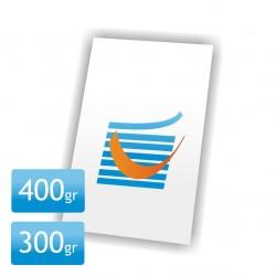 Flyer/Leaflet 300 ou 400 gr